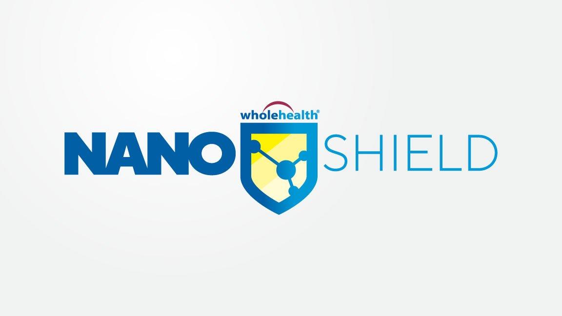 WholeHealth NANOSHIELD logo